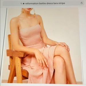 Reformation Betti dress nwt